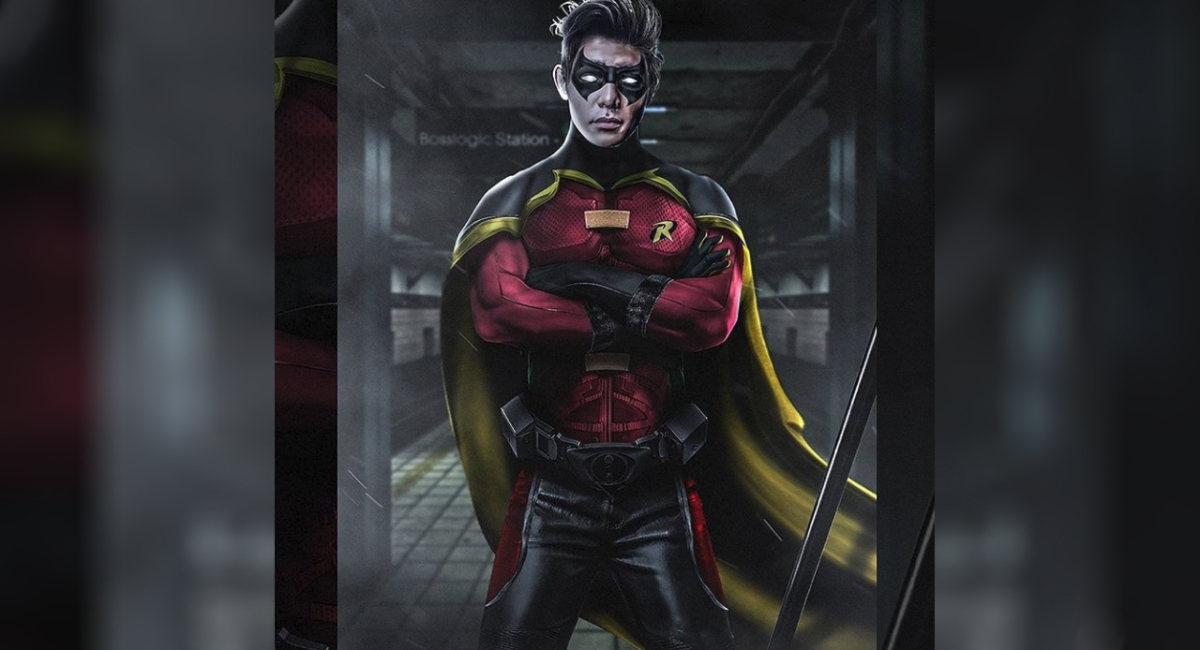 This Is What Ryan Potter Could Look Like As Tim Drake Robin